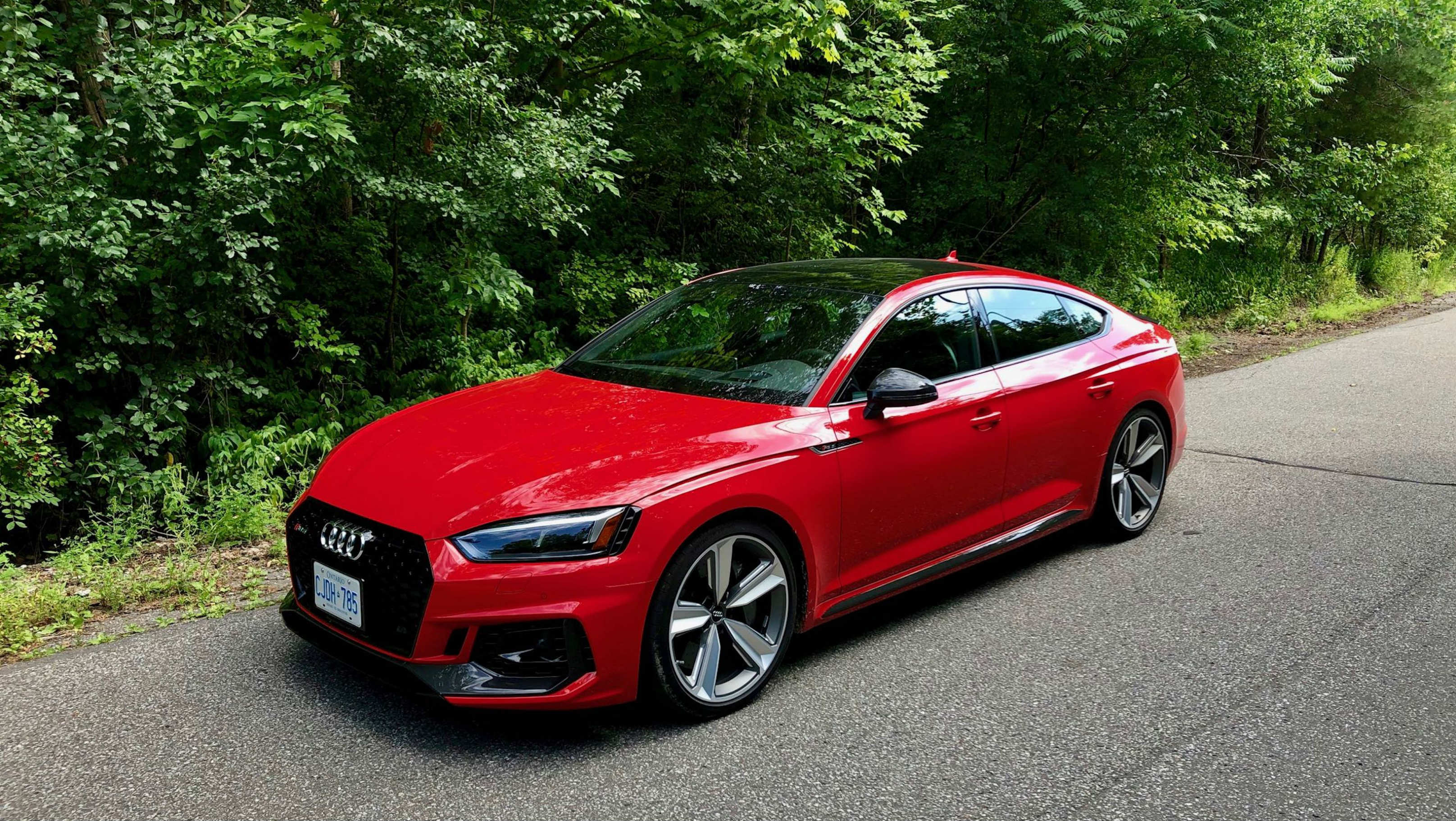 Review 2019 Audi Rs 5 Sportback Wheels Ca