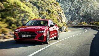 Preview 2020 Audi RS 7 Sportback
