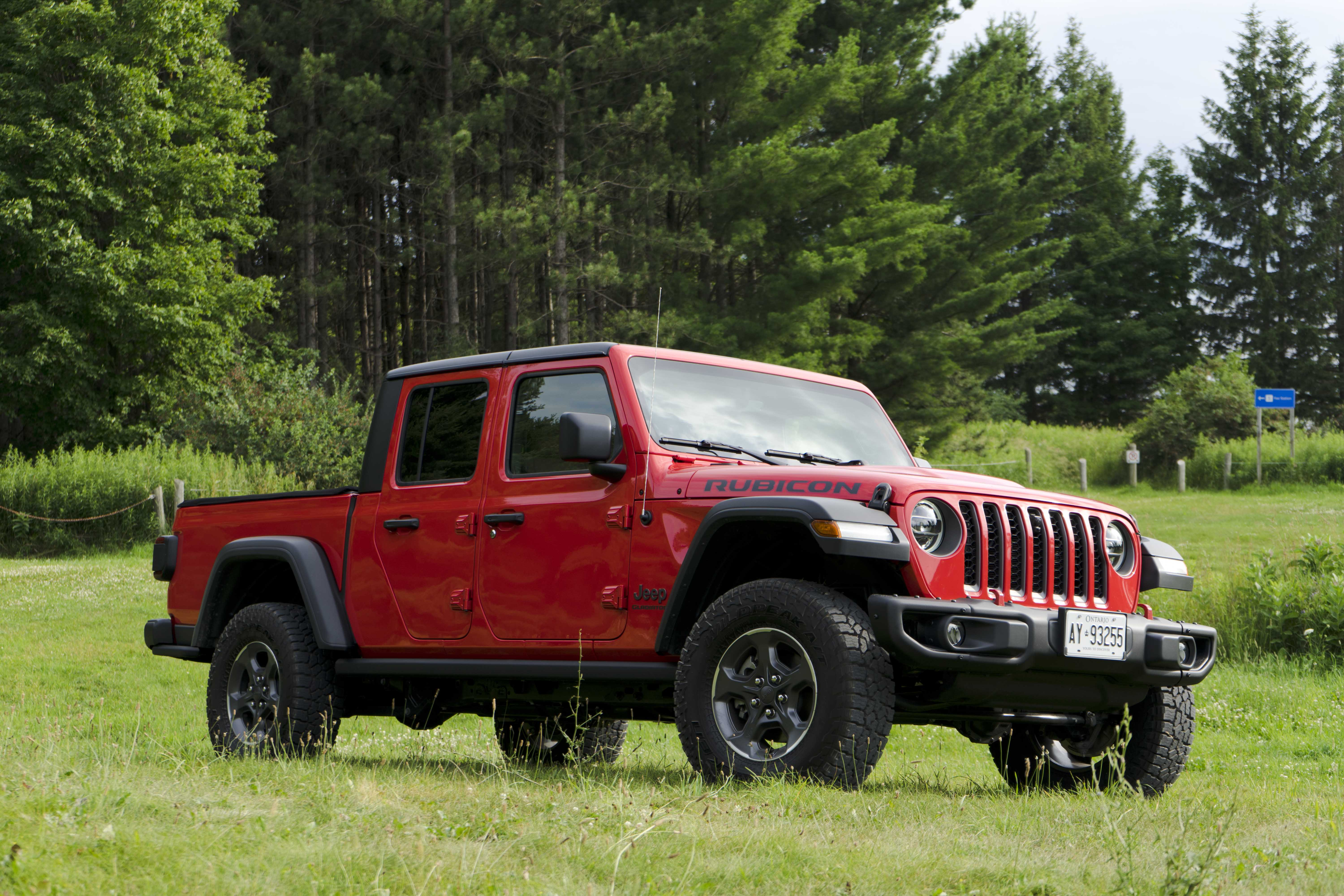 Review: 2020 Jeep Gladiator Rubicon – WHEELS.ca