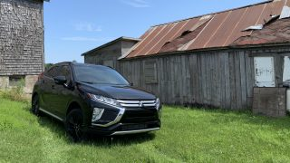 Review 2019 Mitsubishi Eclipse Cross