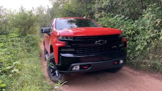 Review 2019 Chevrolet Silverado LT Trail Boss