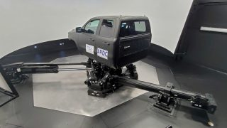 FCA Canada's ARDC Houses the Most Advanced Driving Simulator in the World