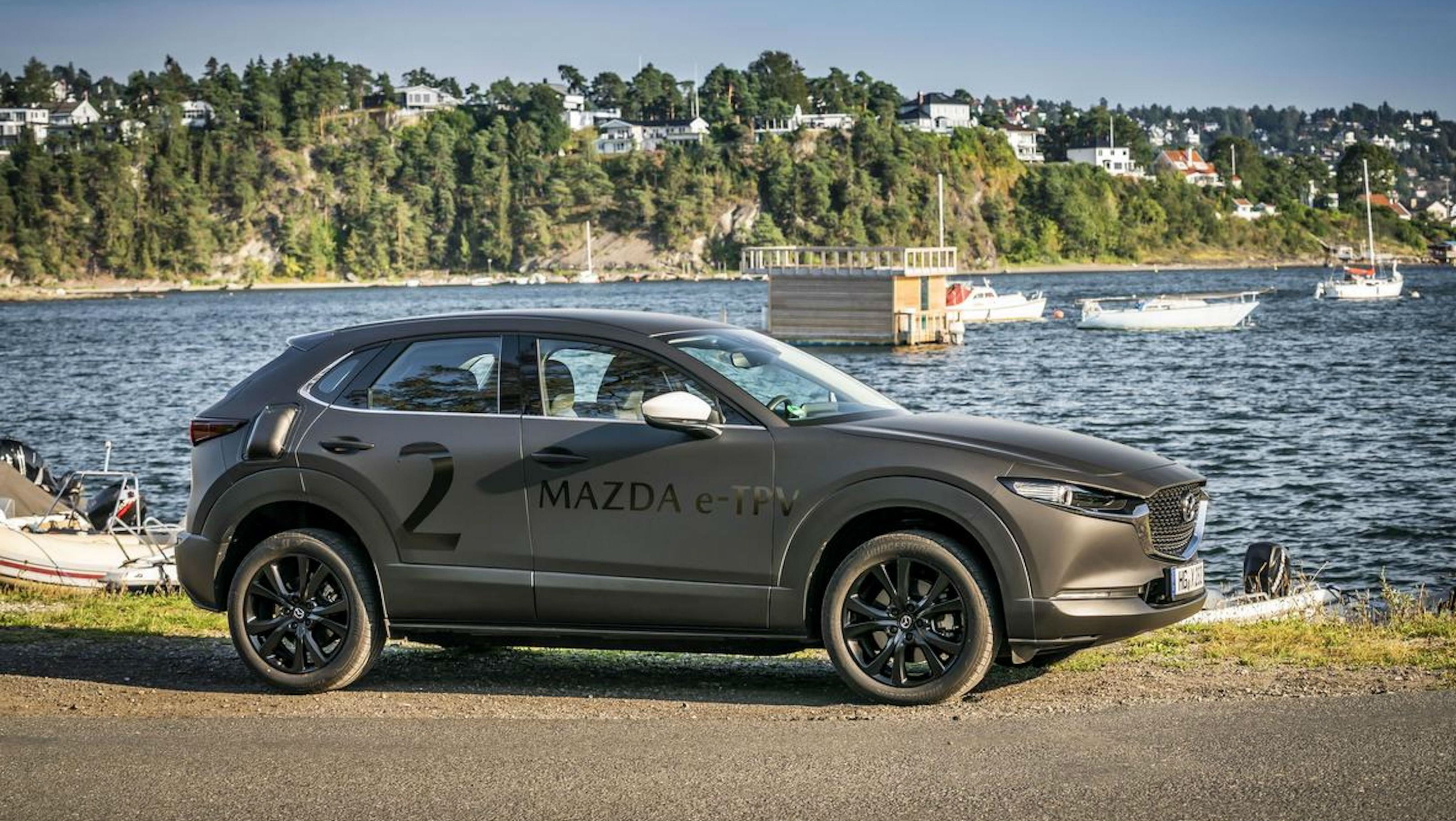 Mazda Electric Cars