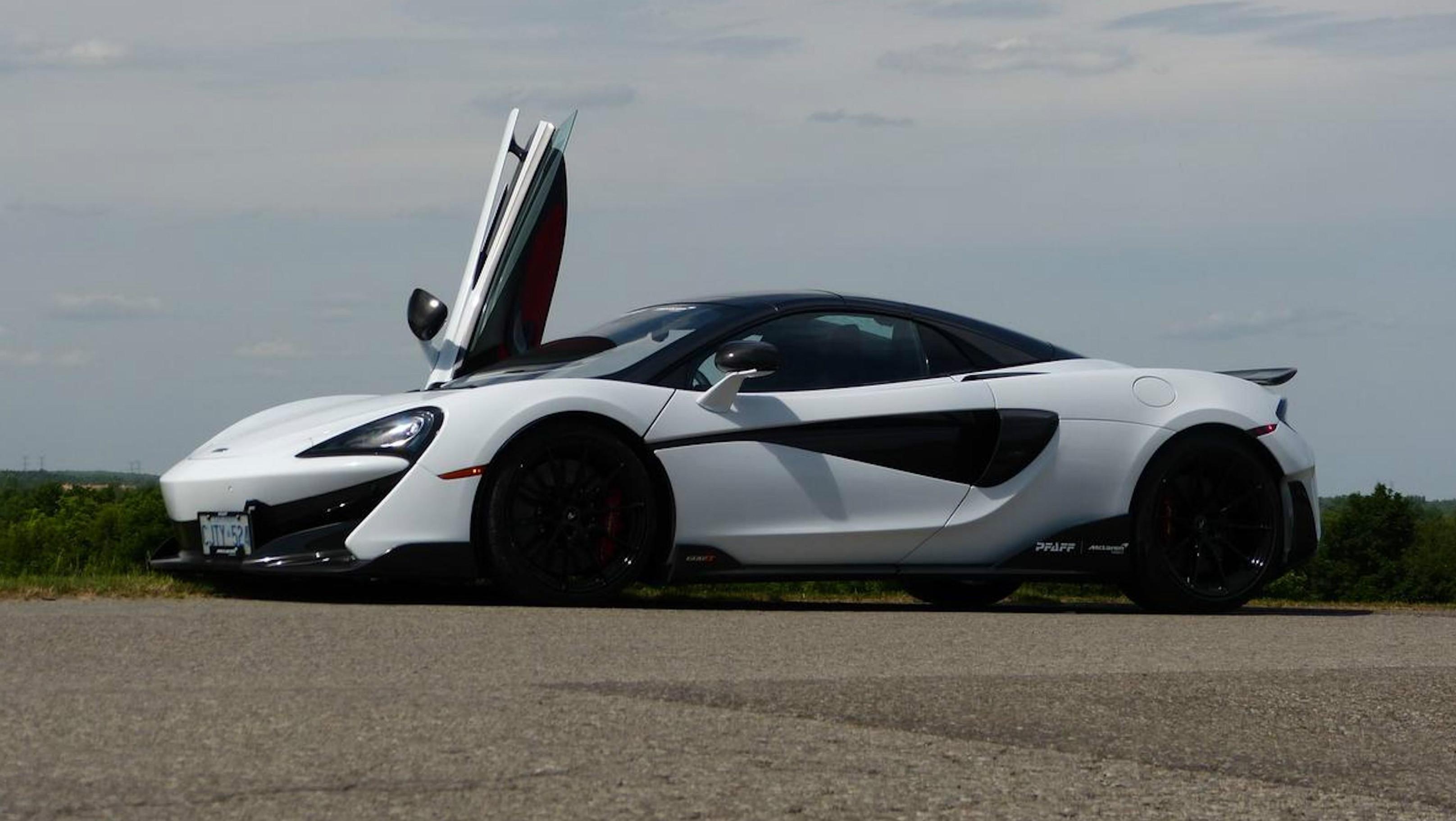 Review McLaren 600LT Spider
