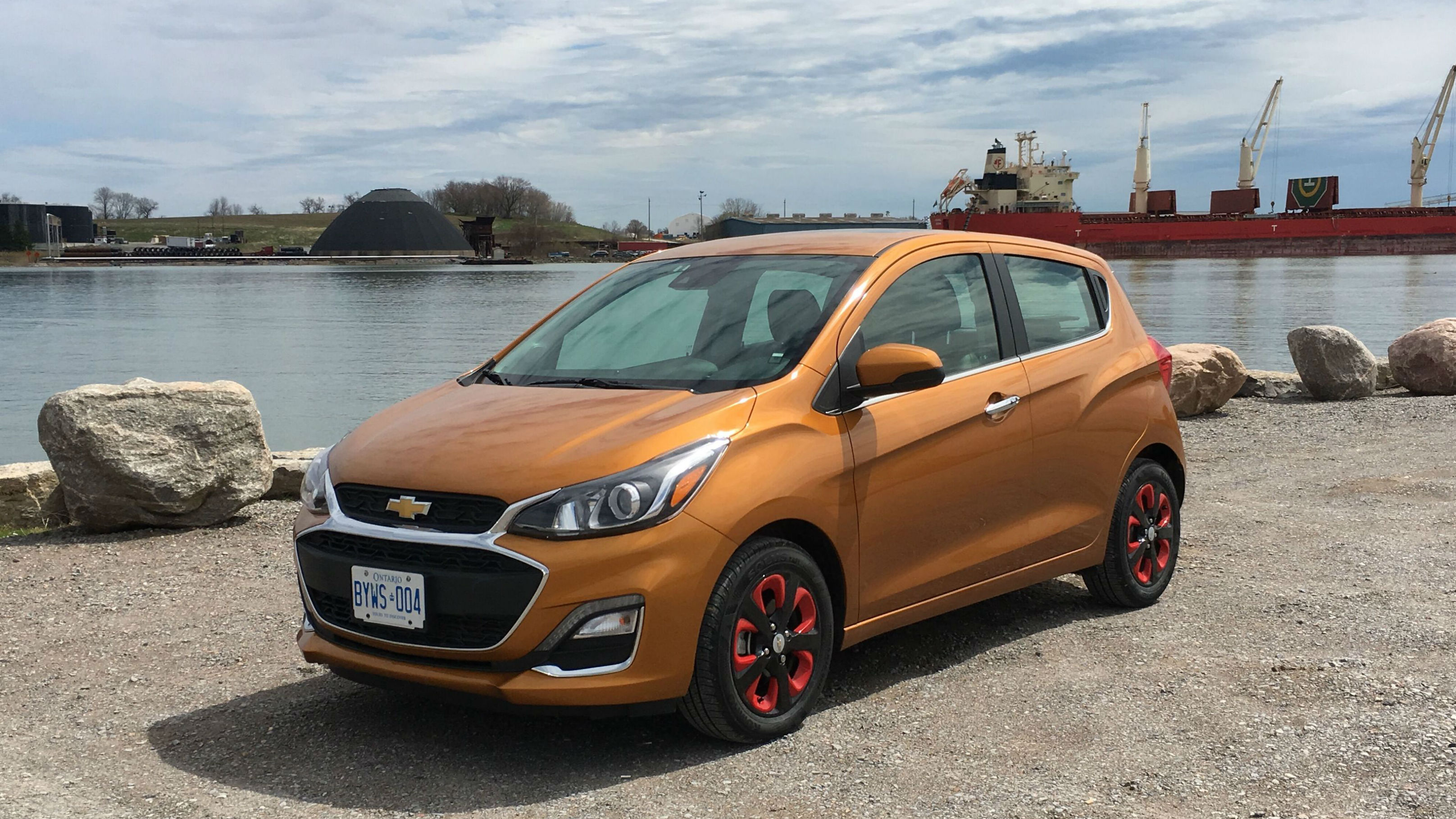 Review 2019 Chevrolet Spark