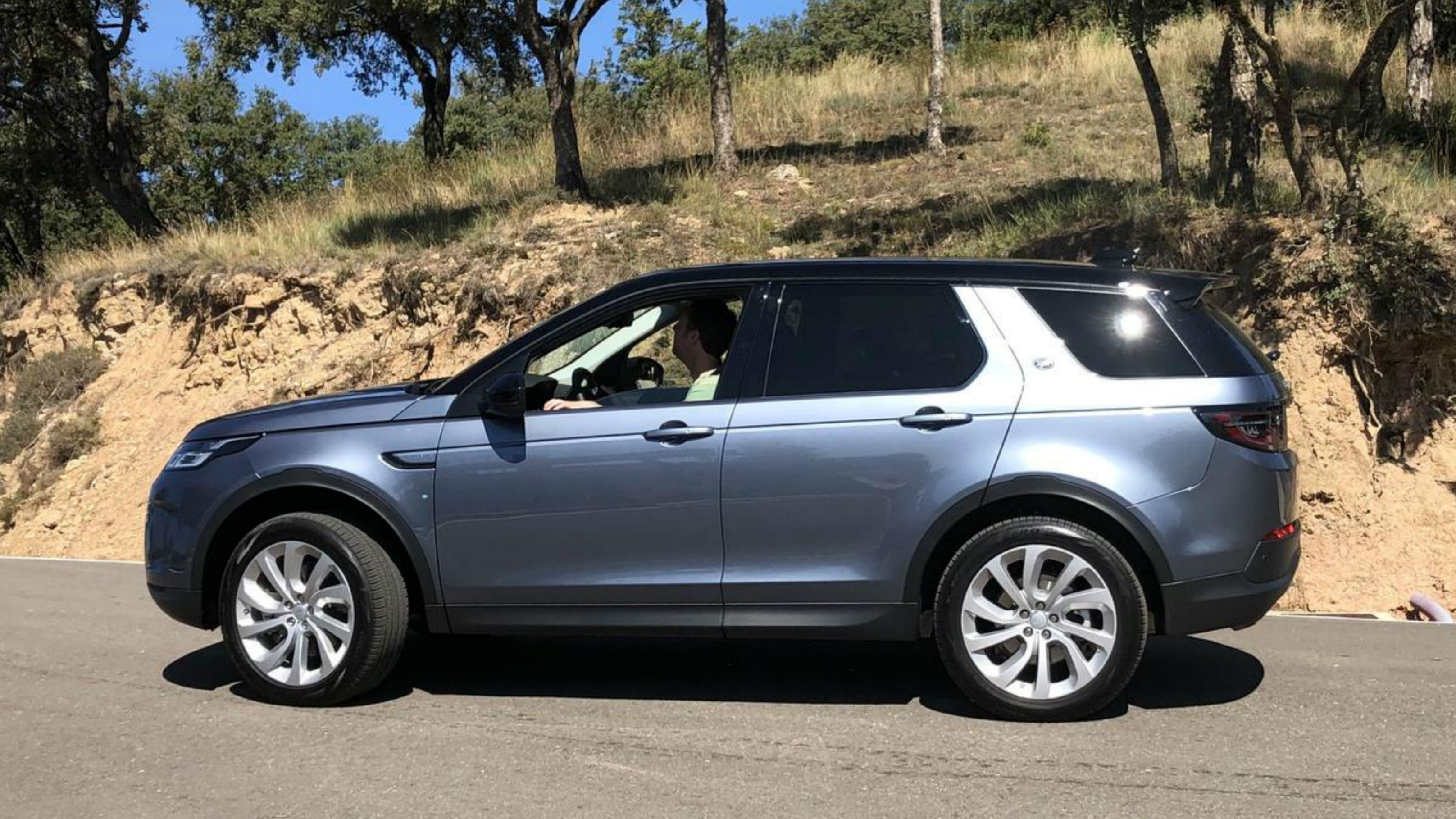 Preview 2020 Land Rover Discovery Sport