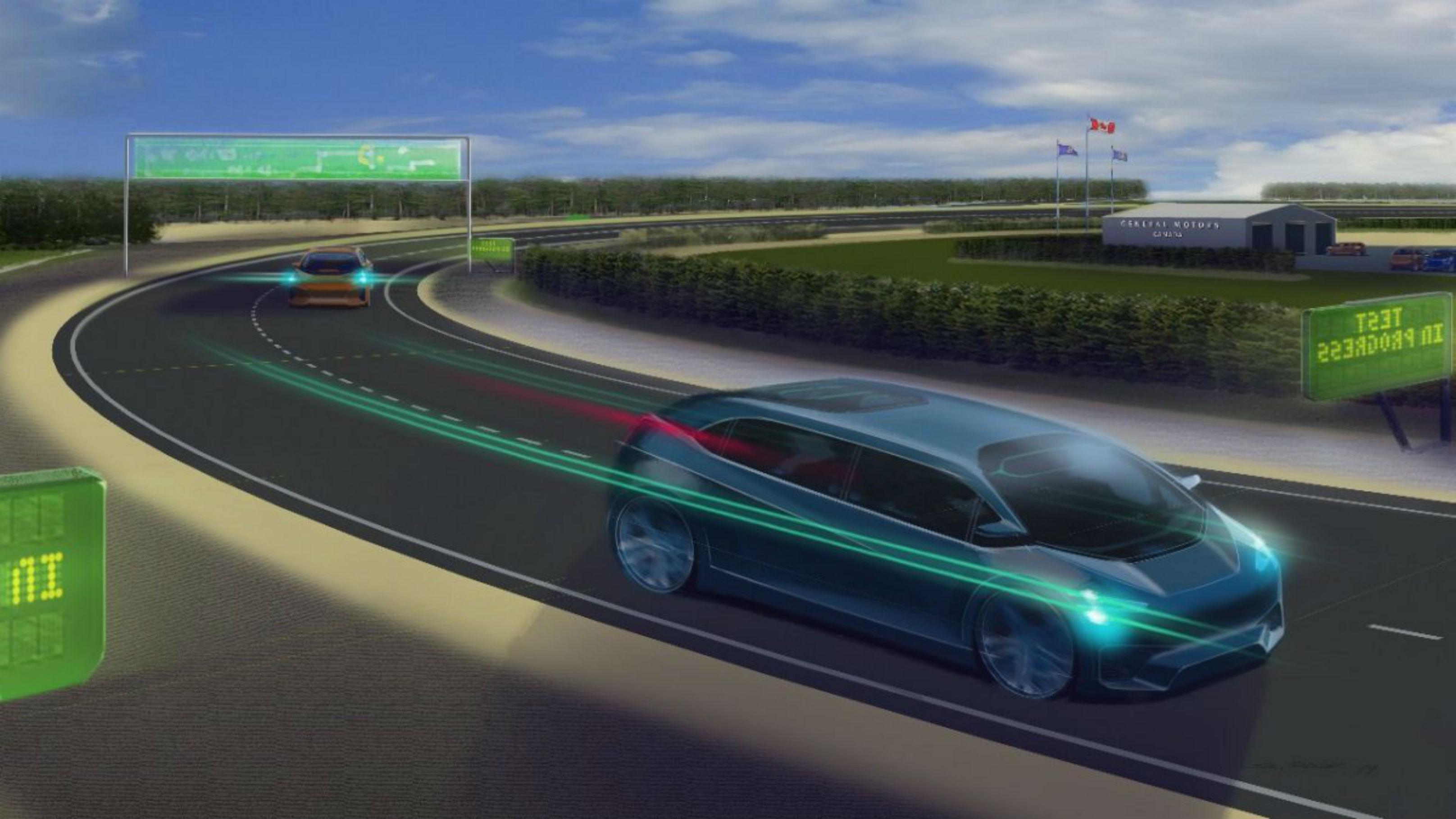 McLaughlin Advanced Technology Track