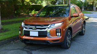 Review 2020 Mitsubishi RVR