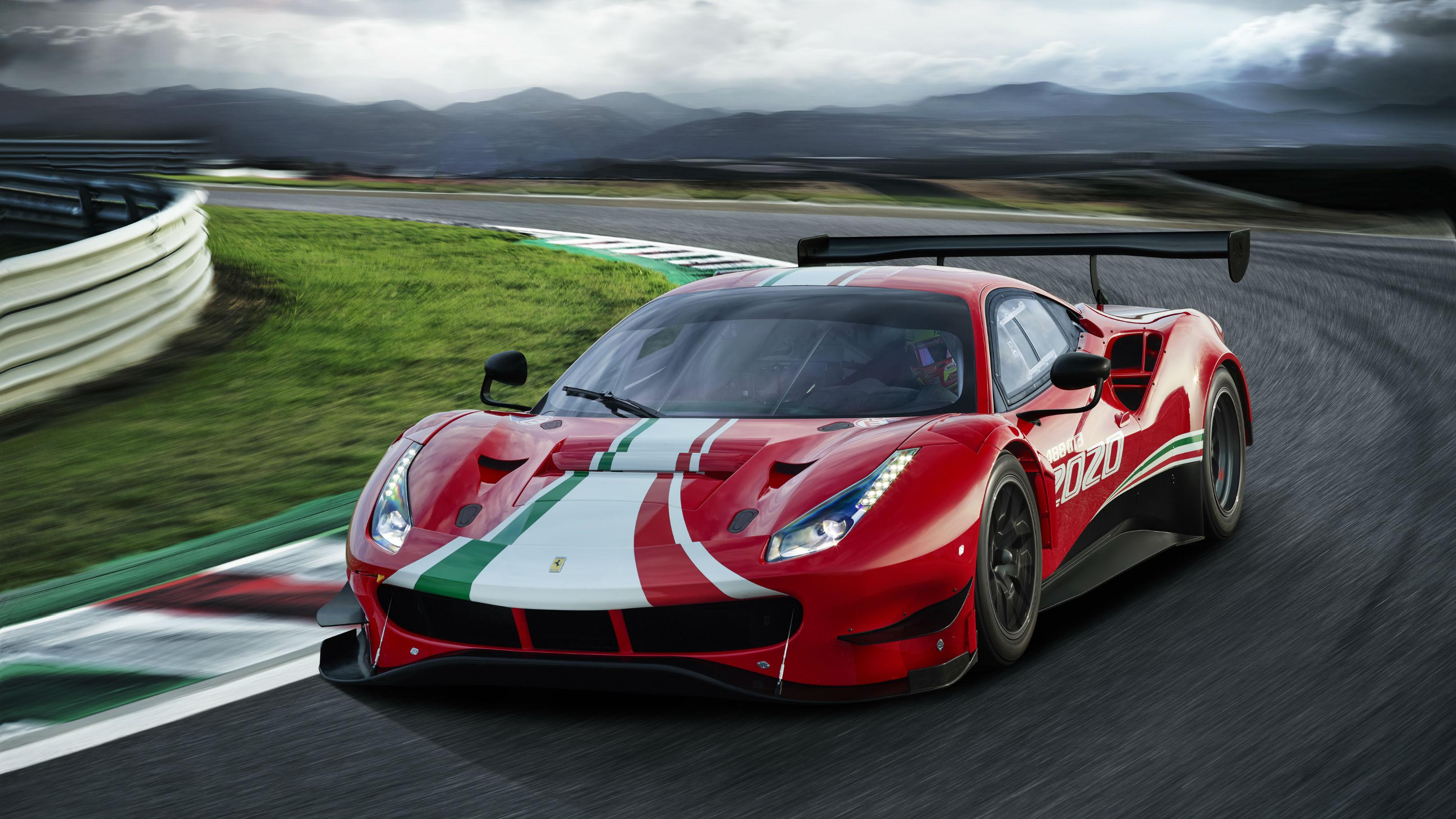 Ferrari 488 GT3 Evo ready to Race \u2013 WHEELS.ca