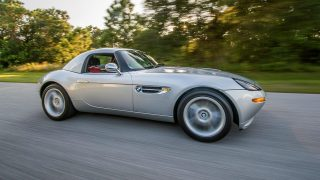 BMW's Retro Phase. Z8 Roadster up for Sale