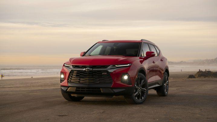 GM Stops Blazer Production