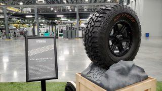 Nokian Tyres opens U.S. plant