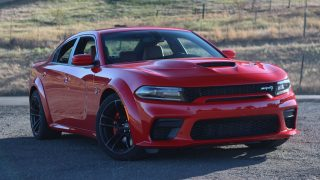2020 Dodge Charger Widebody Hellcat and Scat Pack