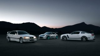 21 of Paul Walkers Cars at Auction, Includes 7 M3s