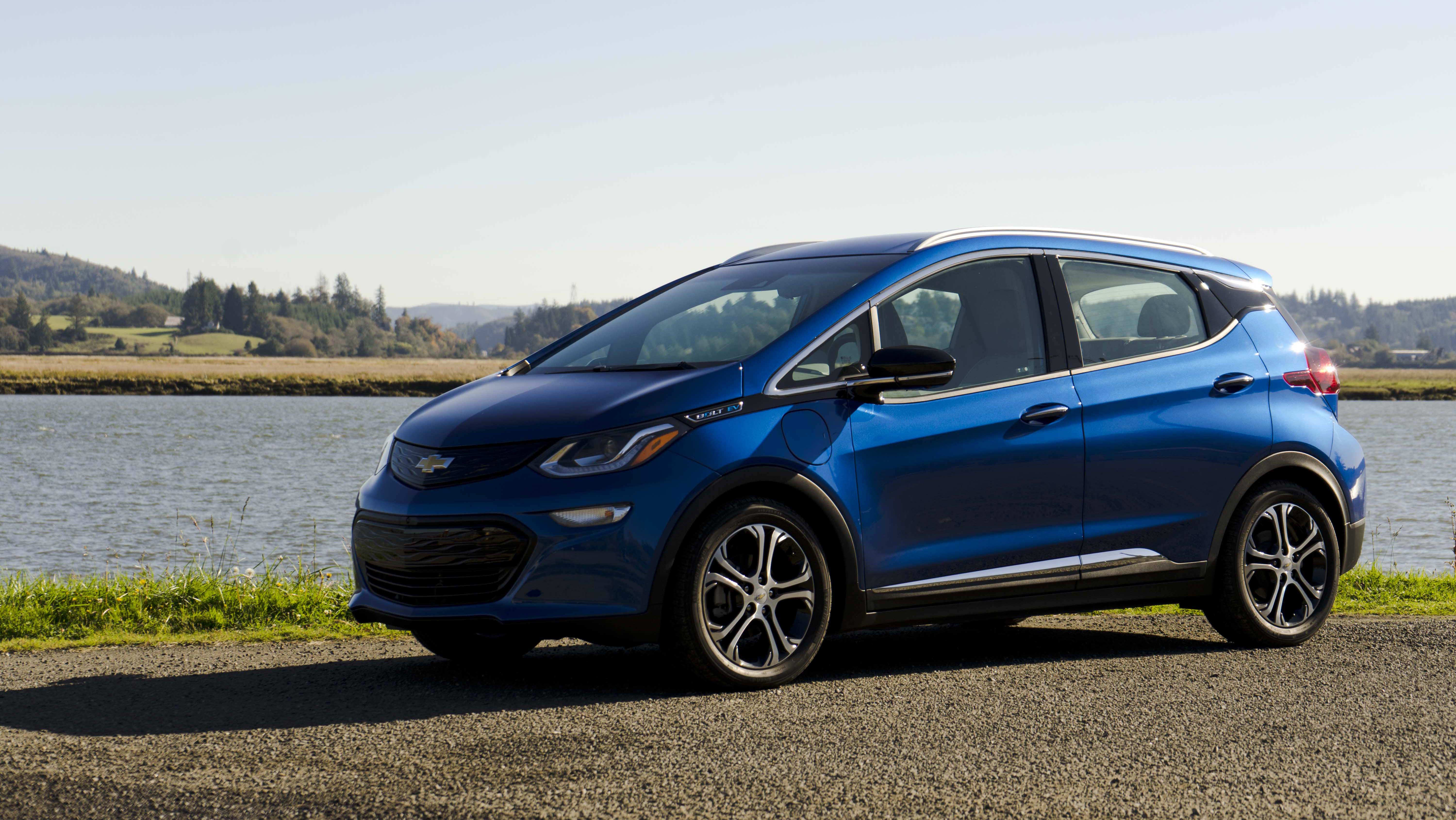 2020 Chevy Bolt Release Date