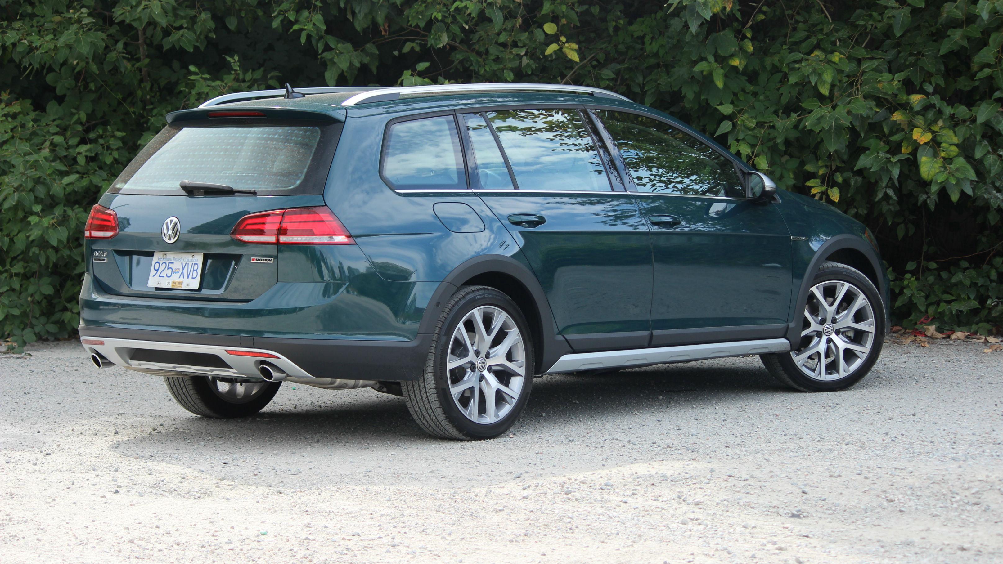 Review 2019 Volkswagen Alltrack