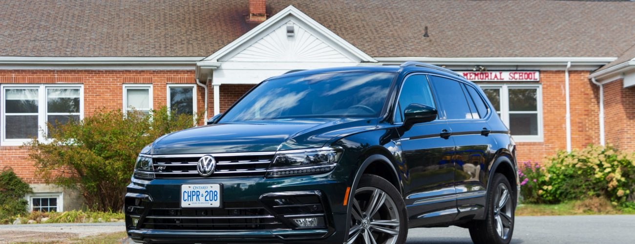Review 2019 Volkswagen Tiguan R-Line