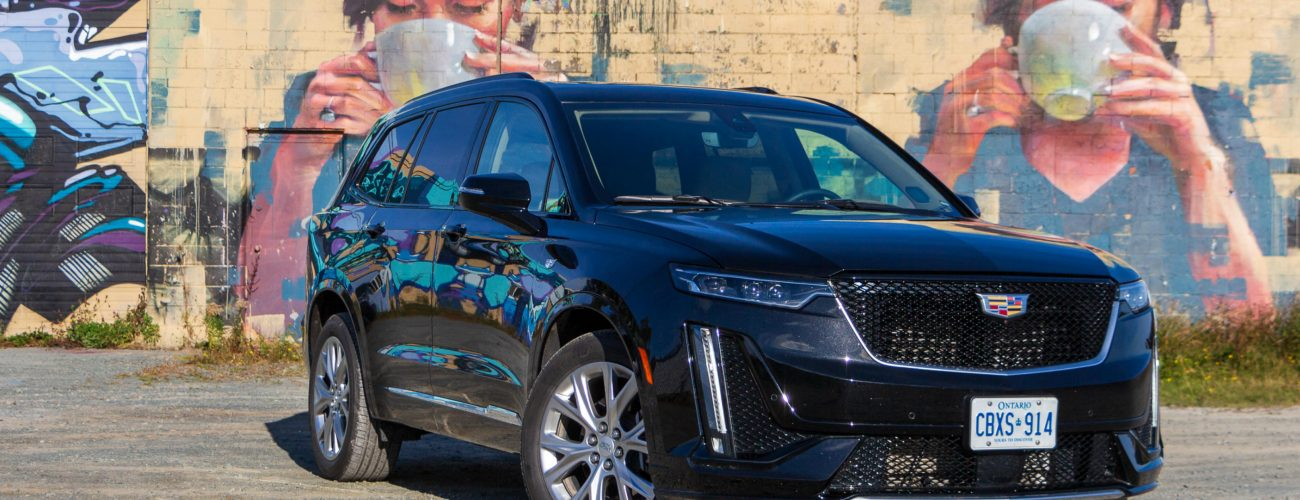 Review 2020 Cadillac XT6 Sport