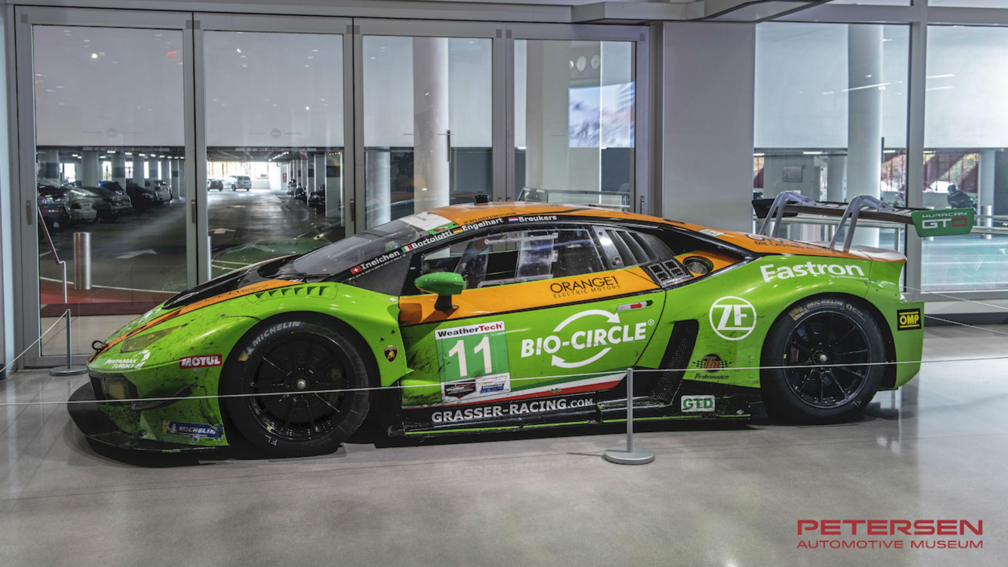 Huracan GT3 Evo