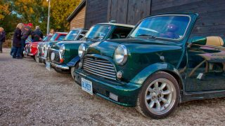 MINI invades Prince Edward County