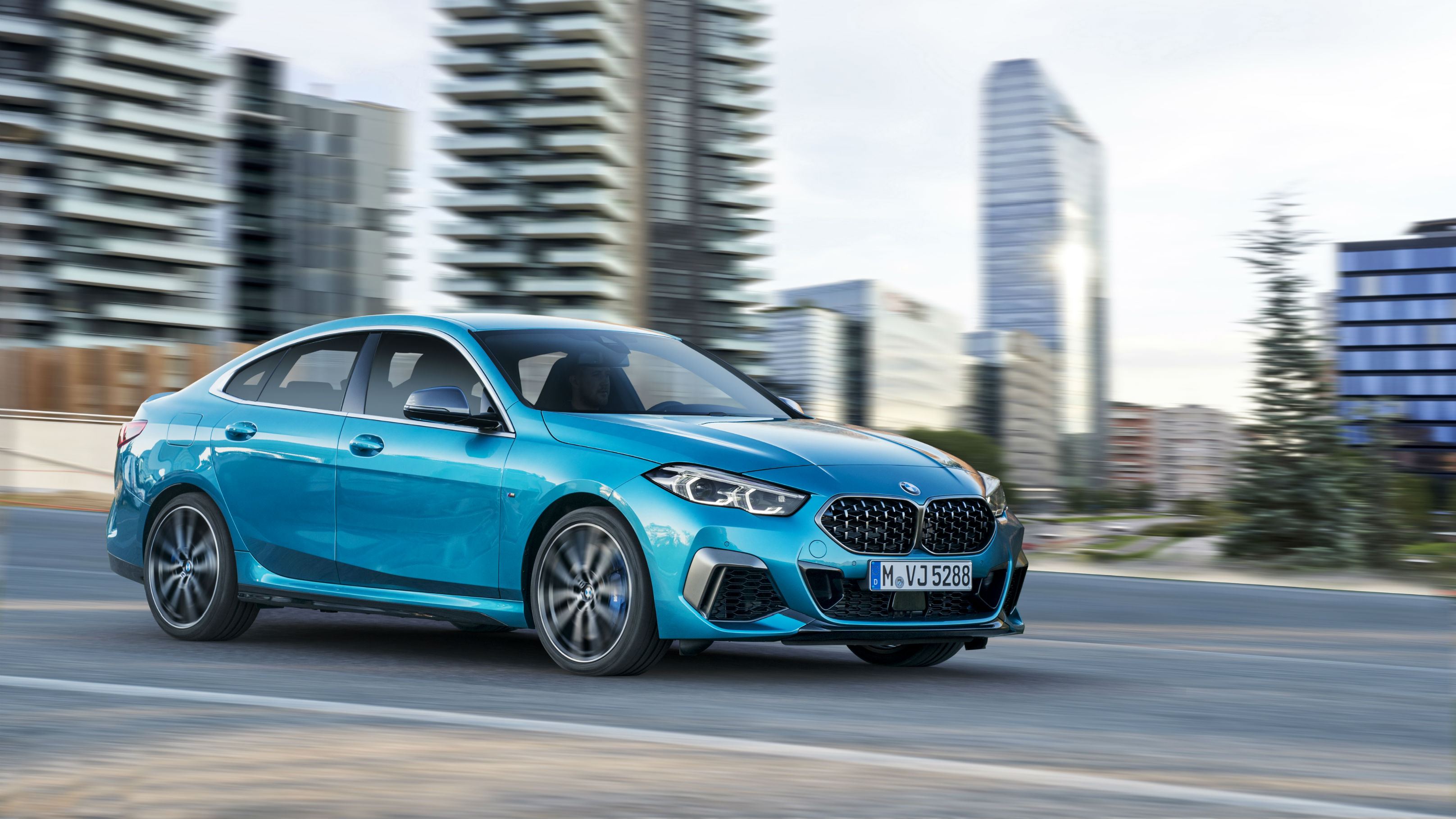 Bmw Reveals 2020 2 Series Gran Coupe Wheels Ca