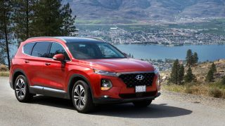 Review 2019 Hyundai Santa Fe Ultimate 2.0