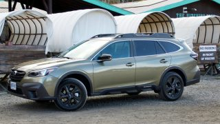 First Drive 2020 Subaru Outback