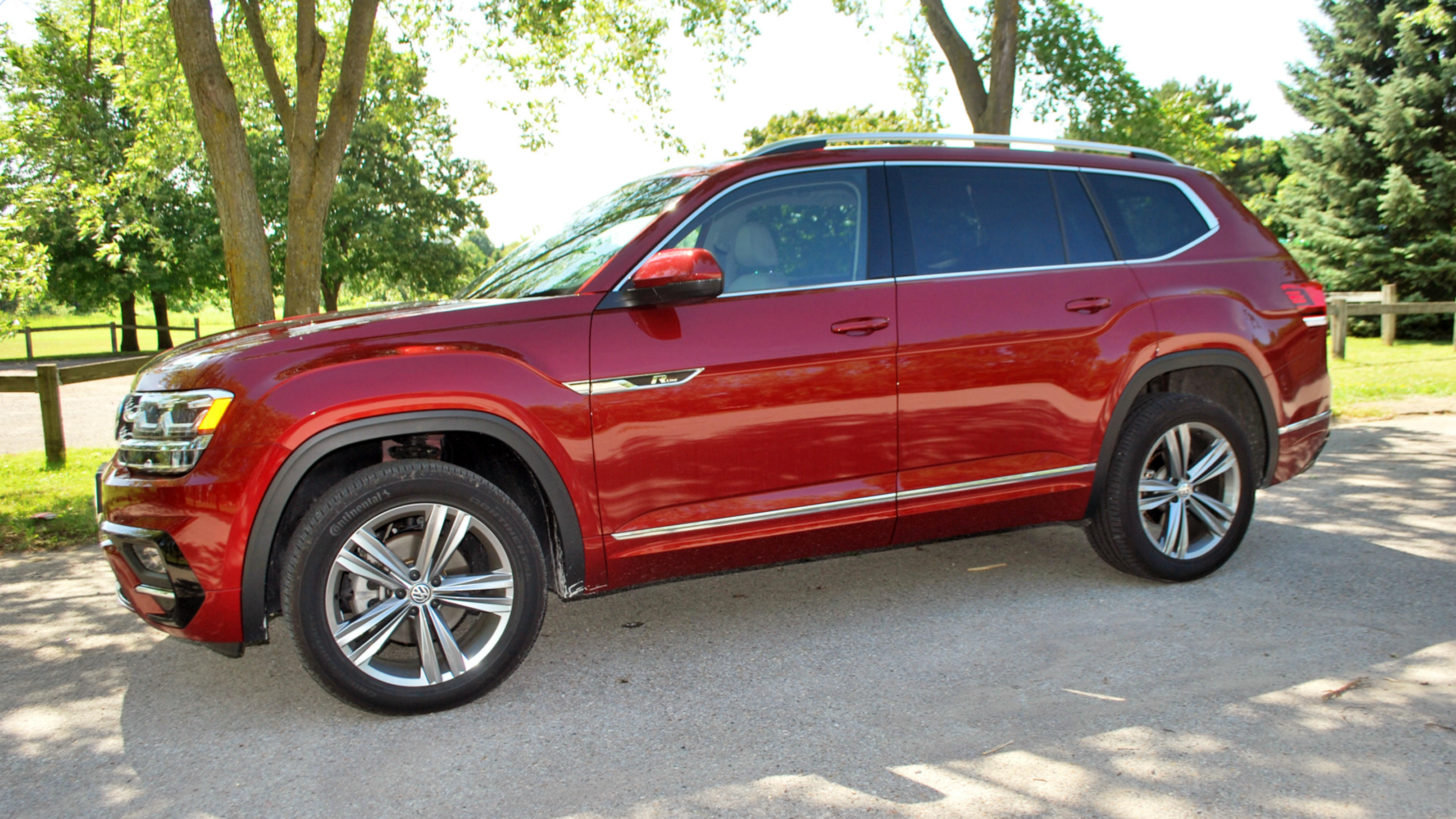 Review 2019 Volkswagen Atlas