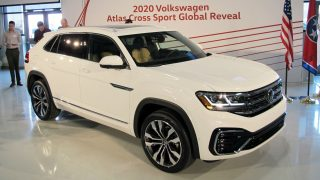 Preview 2020 Volkswagen Atlas Cross Sport
