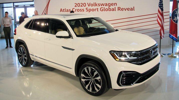 Preview 2020 Volkswagen Atlas Cross Sport