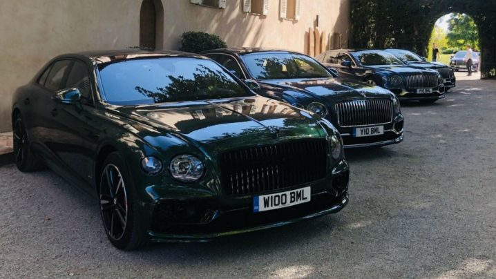 First Drive 2020 Bentley Flying Spur
