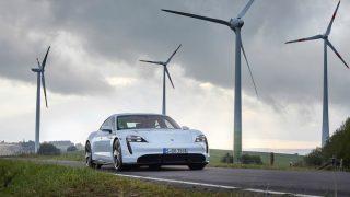 Review 2020 Porsche Taycan