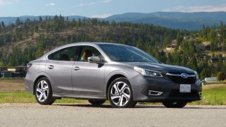 Review 2020 Subaru Legacy