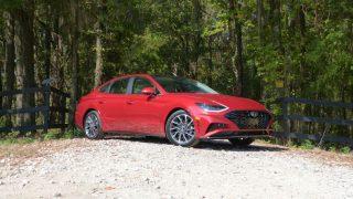 First Drive 2020 Hyundai Sonata