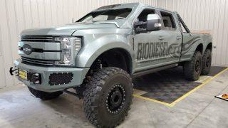 Meet Indomitus Rex, A 6x6 Custom F-550