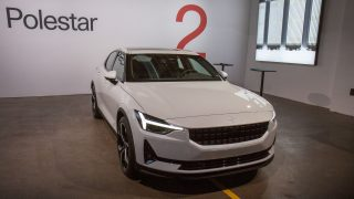 Polestar 2 Makes its Canadian Debut in Toronto