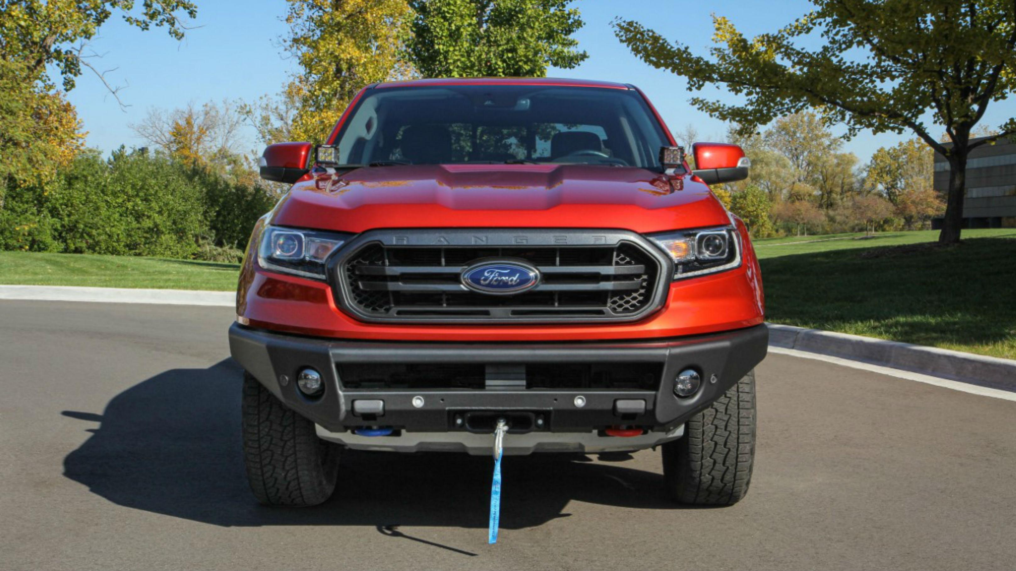 Ranger Front Bumper