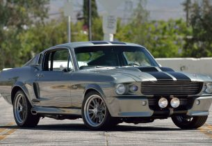 On-Screen Eleanor GT500 Up for Auction