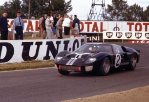 1966 Ford GT40 Le Mans