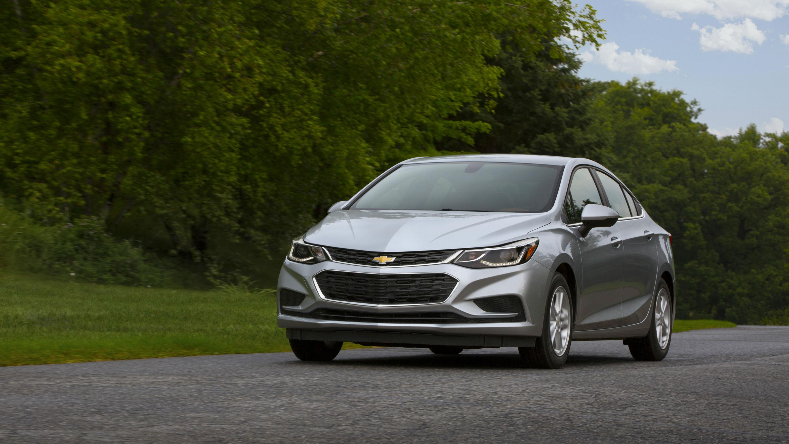 Buying Used 2016-2019 Chevrolet Cruze