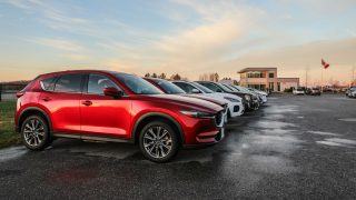 Best Mid-size Utility 2020 Canadian Car of the Year