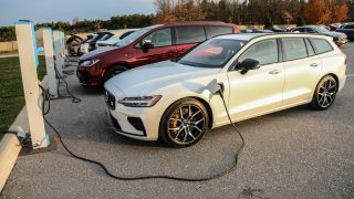 Best Premium EV 2020 Canadian Car of the Year