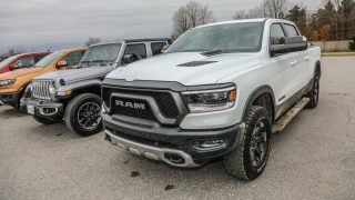 Best Pick-up 2020 Canadian Car of the Year