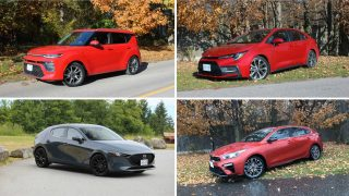 Best Small Car 2020 Canadian Car of the Year