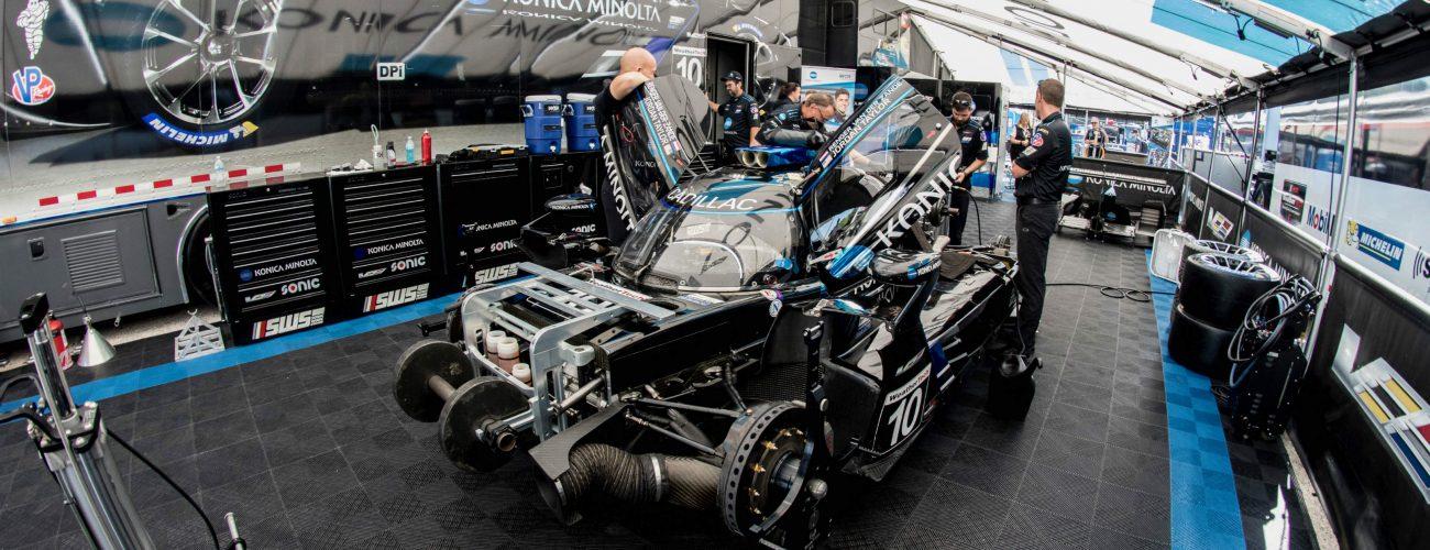 Wayne Taylor Racing team