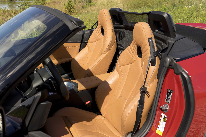 review: 2020 bmw z4 m40i - wheels.ca