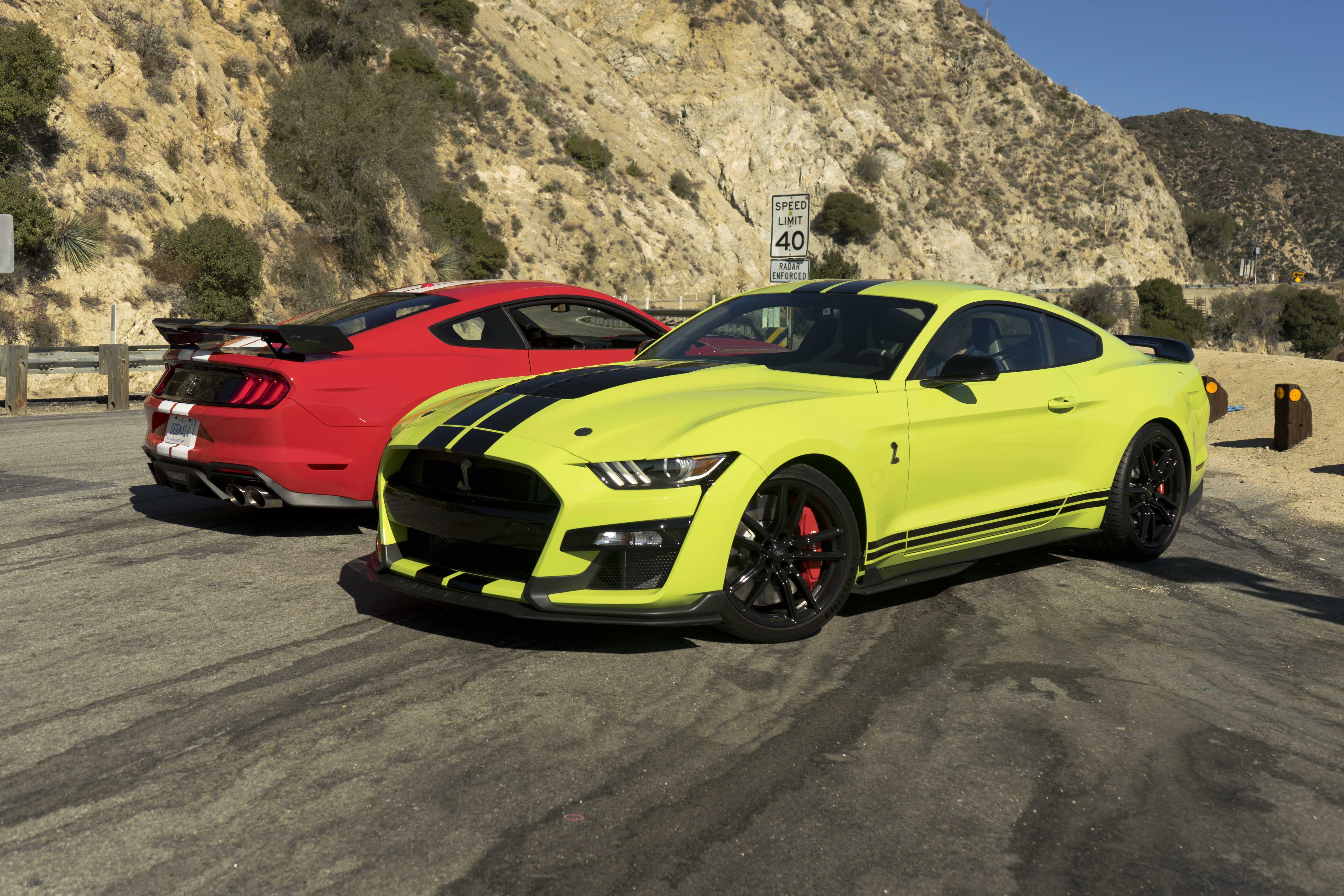 First Drive: 2020 Ford Mustang Shelby GT500 - WHEELS.ca