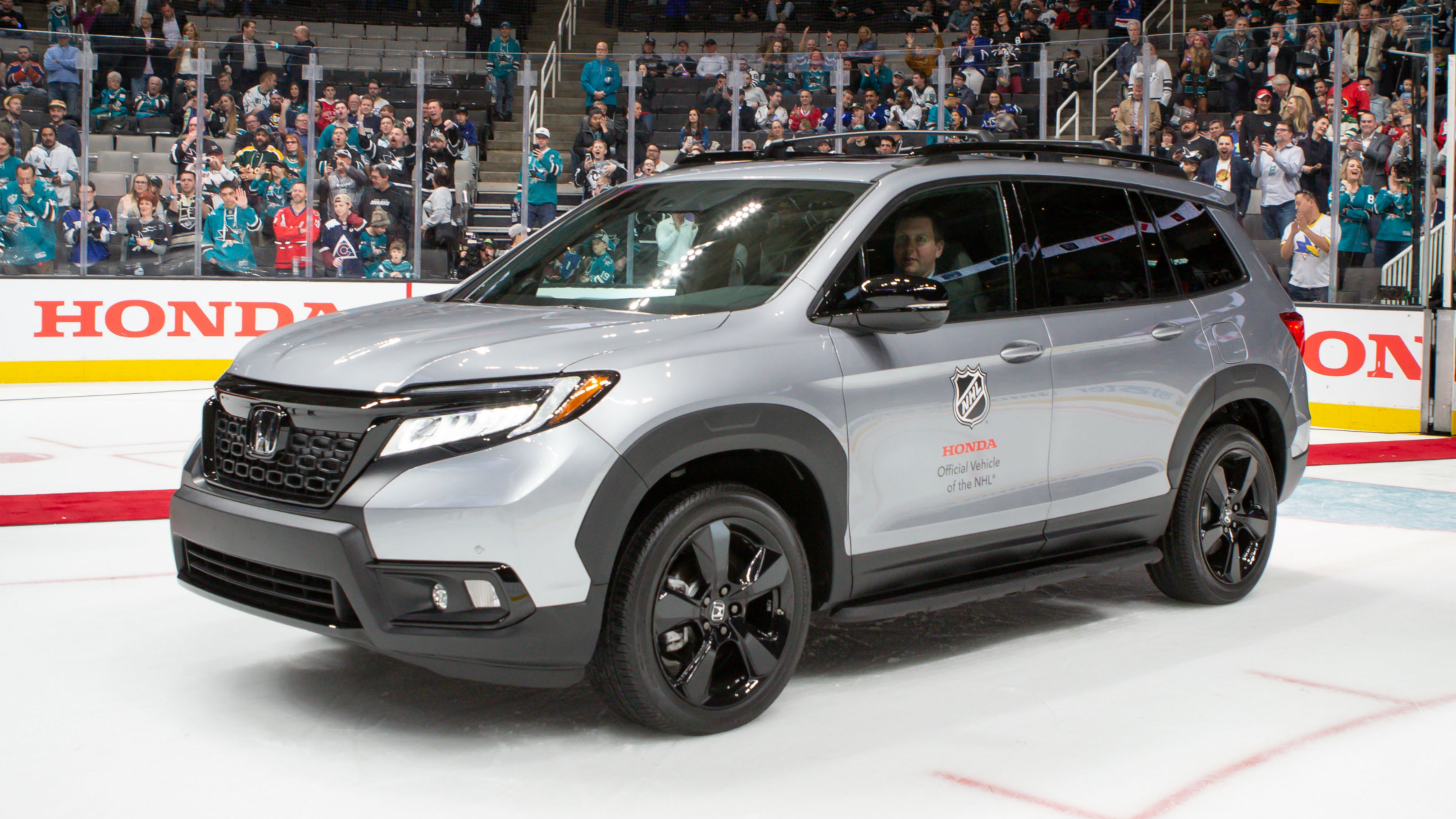 Honda and the National Hockey League