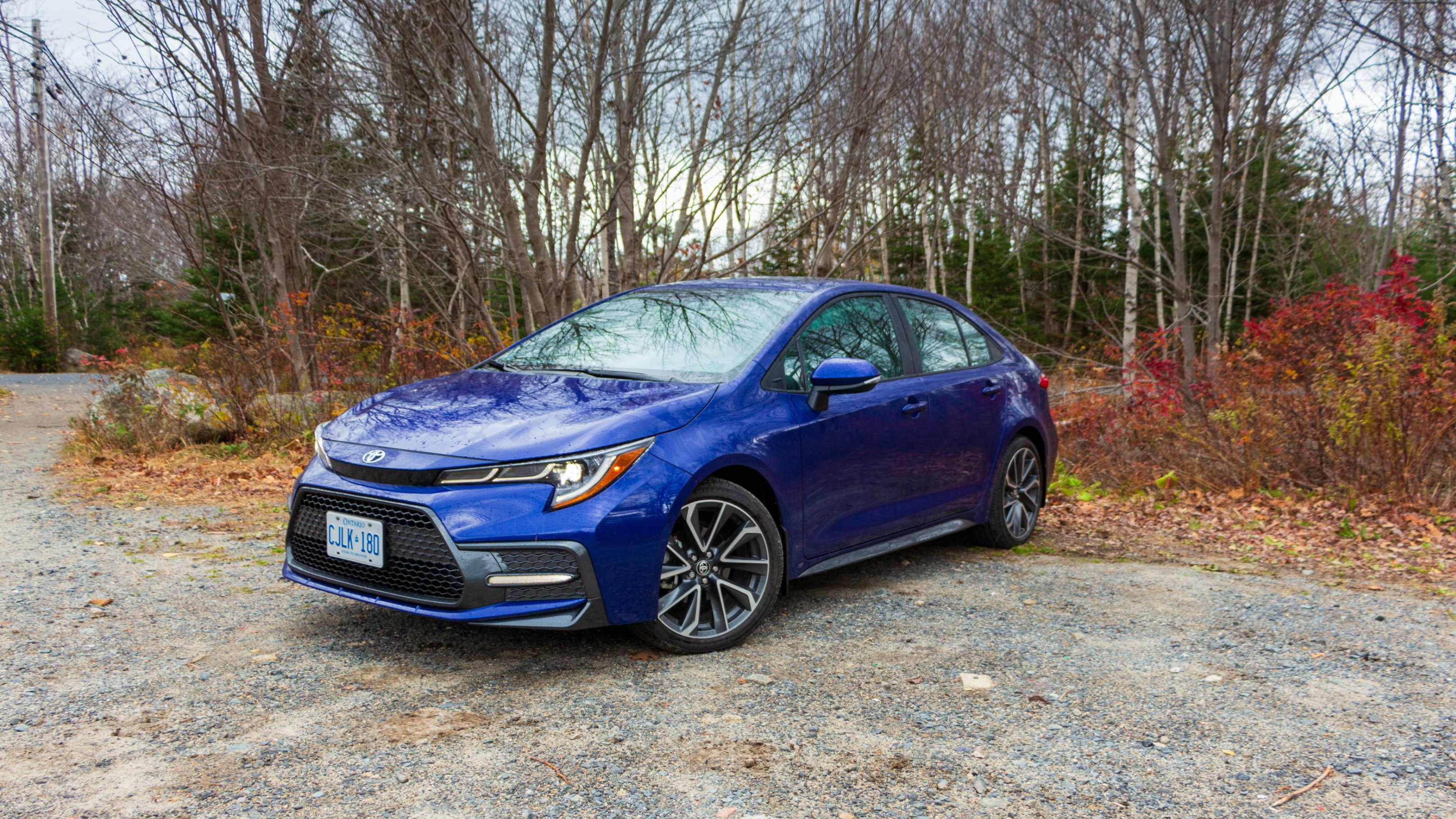 Review 2020 Toyota Corolla Sedan