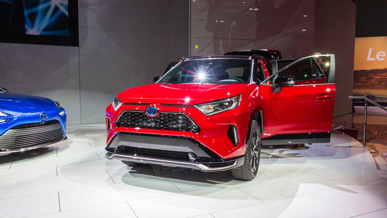 2021 Toyota RAV 4 Prime